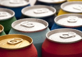 High-Fructose Corn Syrup Prompts Considerably More Weight Gain