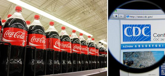 E-mails Show Coca-Cola Tried to Influence CDC Health Officials