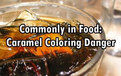 Caramel Coloring in Foods/Drinks Could Cause Cancer