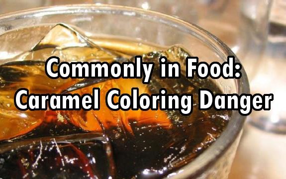 caramel coloring