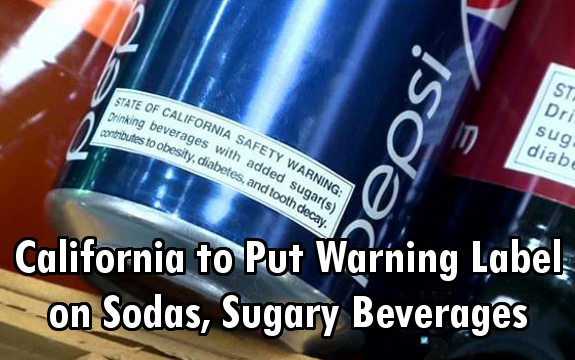 soda warning label