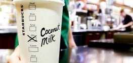 Is Starbucks' Newly Offered Coconut Milk 'Fake'?