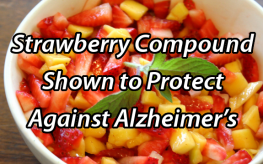strawberry Alzheimer's