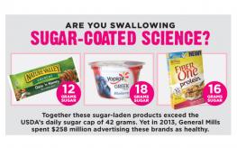 sugar label