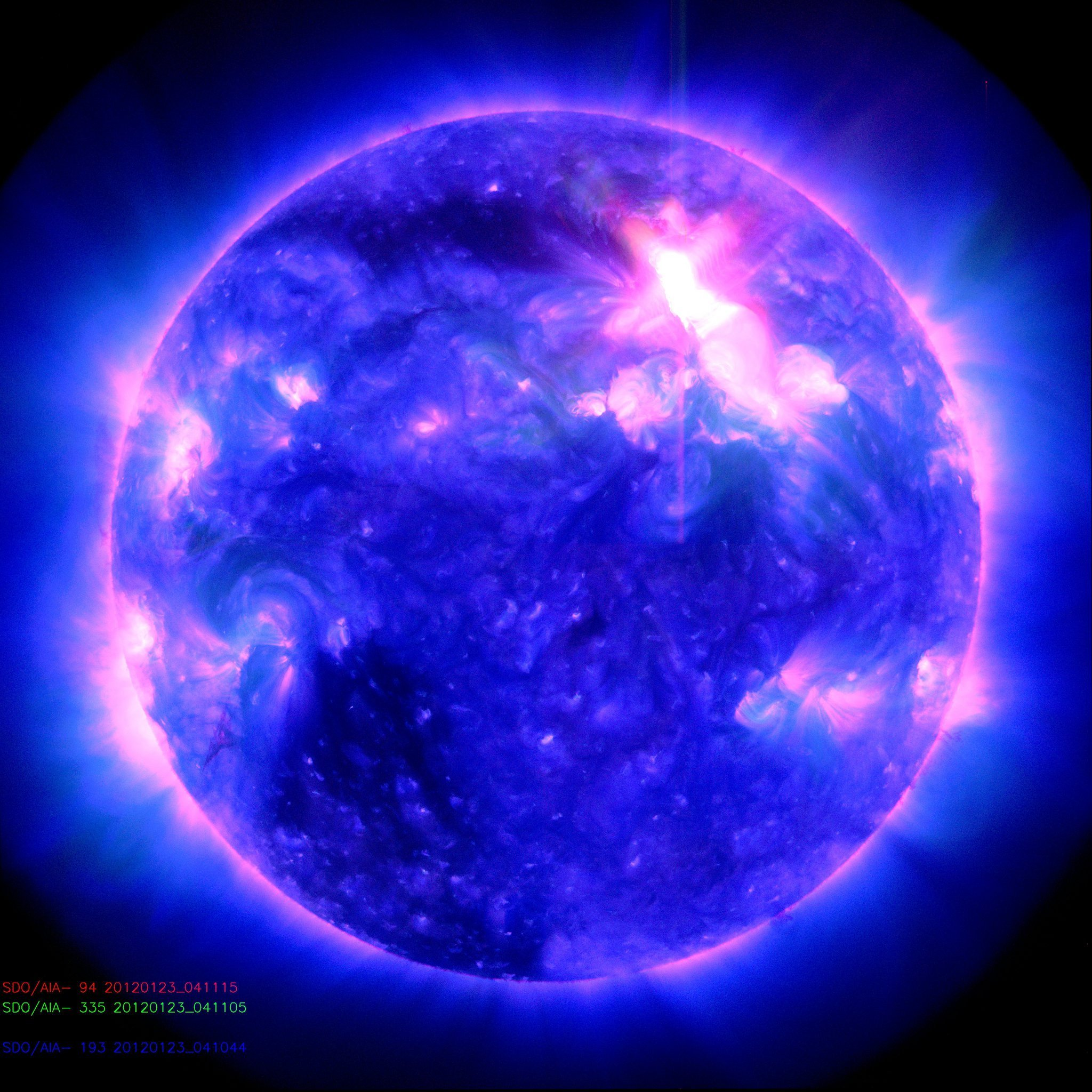 solar storm to hit earth - photo #2