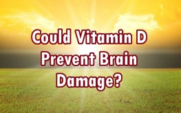 vitamin d brain damage