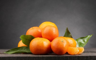 tangerines