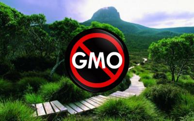 Tasmania GMO free