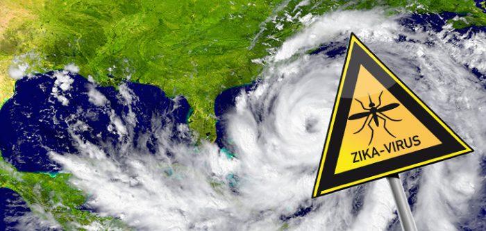 tropical storm and zika