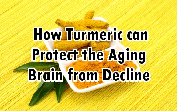 turmeric brain