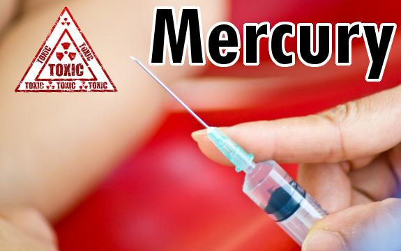 vaccine mercury