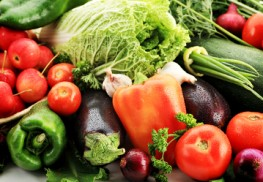 90% of High School Students Lack Sufficient Intake of Fruits and Vegetables