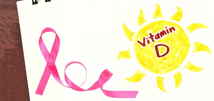 tumors vitamin Breast