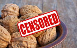 Proof that Natural Foods Threaten FDA & Pharmaceutical Companies - Walnuts Deemed 'Drugs'