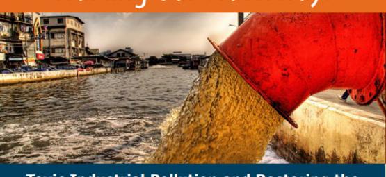 waste water pollution