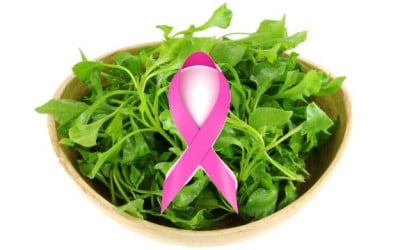 watercress breast cancer