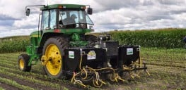 New Technology Blasts Weeds Without Round Up