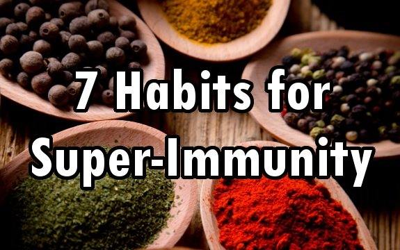 spices immunity