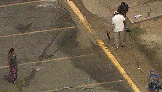 Shocking Photos: Ebola Vomit Cleanup Crew Completely Exposed