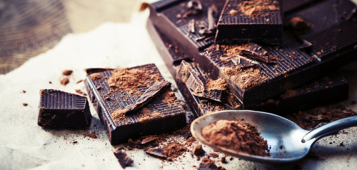 10 Quick Reasons to Love Chocolate