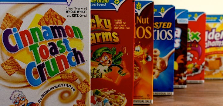 The 37 Cereals Loaded With Disease-Linked Mega Sugar