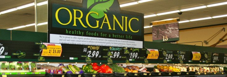 Sorry Monsanto: Organic Food Demand is Absolutely Exploding