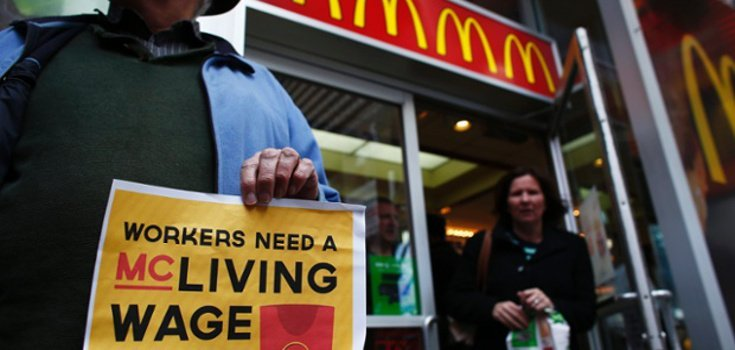McDonald's Uses 1868 Anti-Slavery Law to Avoid Paying Employees