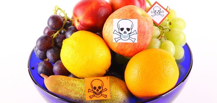 Eating Pesticide-Laden Fruit Found to Cause Infertility