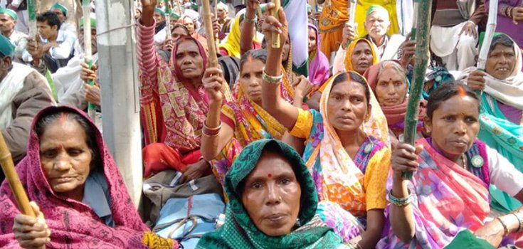 Thousands of Farmers in India Rise up Against Monsanto