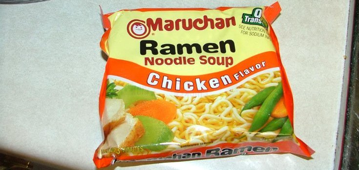 What's REALLY in the Popular Instant Ramen Noodles?