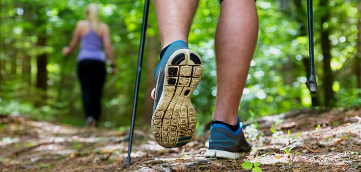 Power Walking: One of the Best Complete Exercises Around