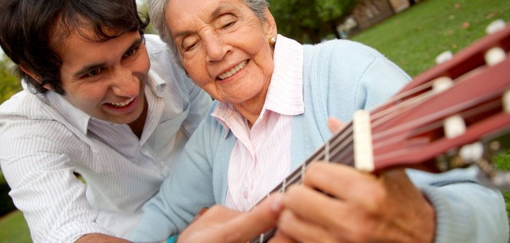 How Music 'Radically' Improves the Brain, Dementia, and Alzheimer's