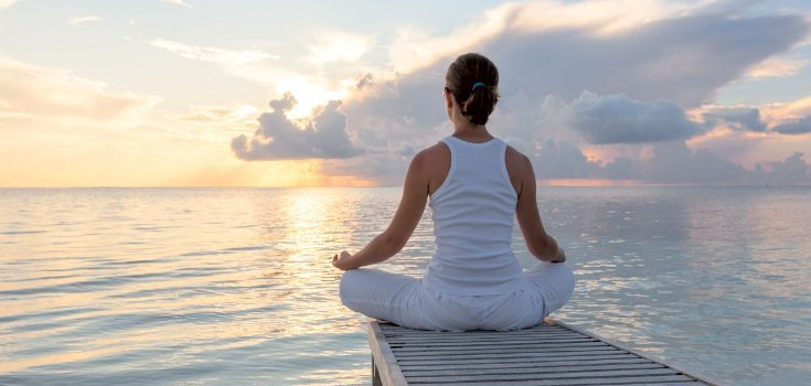 Study: How Yoga, Meditation Boosts Gut Health By Altering Genetic Signals