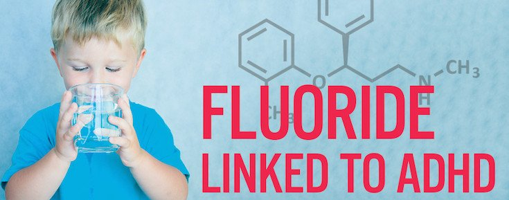 New Evidence Links Fluoride to Increasing Cases of ADHD
