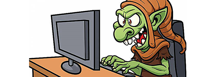 Gagging the Nation: Government and Corporate Trolls on the Internet