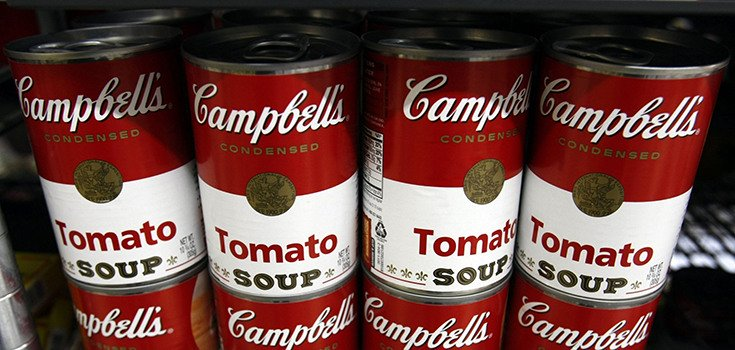 Caving to Public Pressure: Big Food Brand Campbell 'Moving to GMO-Free, Organic'
