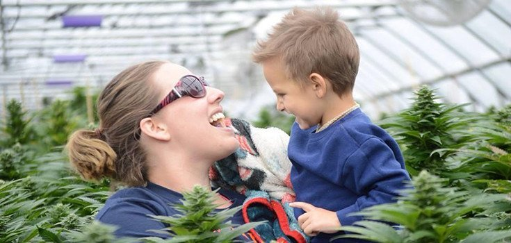 3-Year-Old Given 8% Chance to Live Overcomes Cancer with Cannabis