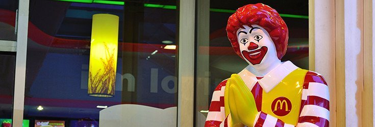 McDonald's, Burger King Lure Kids with Toys and Targeted Ads