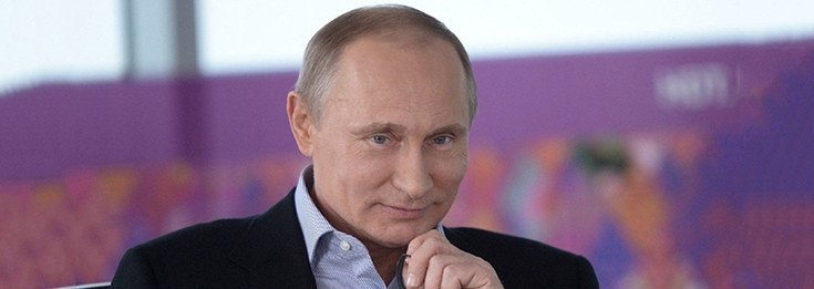 Putin Says Russia Will Be World's #1 Exporter of Non-GMO Foods