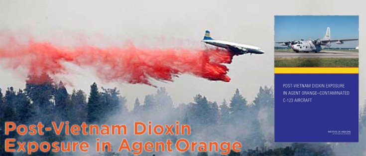 Review: Agent Orange Linked to Bladder Cancer, Hypothyroidism, Parkinson's