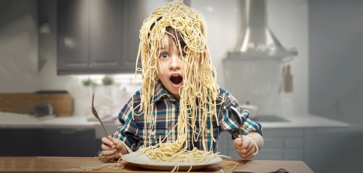 Shocking Finding: Pasta Consumption Associated with SLIMMER Waist