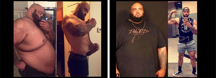 Man Drops an ASTONISHING 300 Pounds by Walking to Walmart