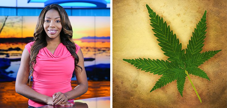 """Reporter Says """"F**k It"""" and Promotes Marijuana Legalization, Faces 54 Years in Prison"""