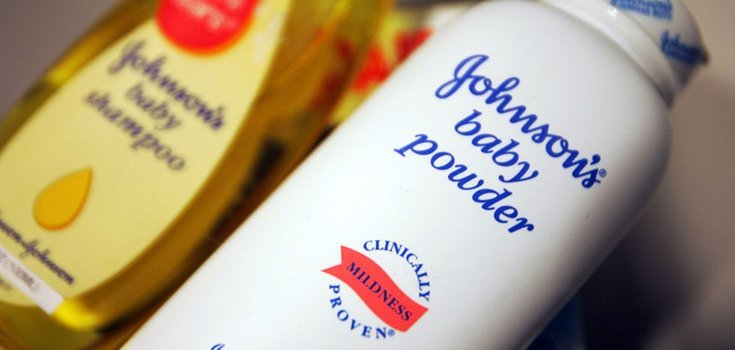 Johnson & Johnson Faces Another Lawsuit over Talcum Powder-Linked Cancer