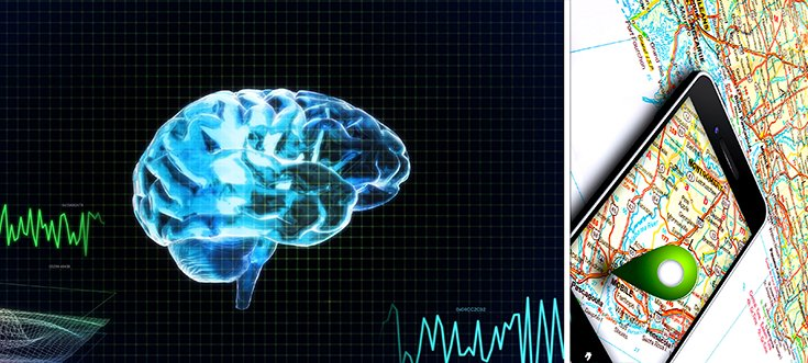 """GPS Devices """"Shut Off"""" Important Parts of the Brain"""
