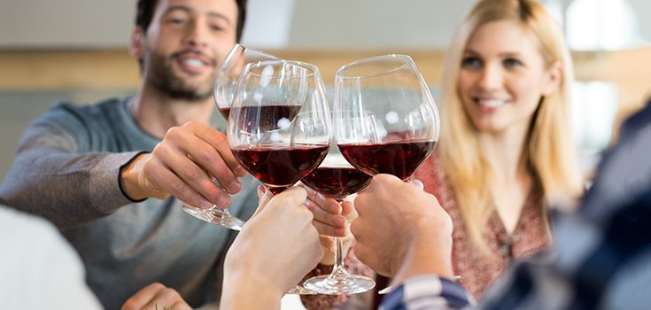Regular, Moderate Wine Drinking may Lower Your Risk of Diabetes