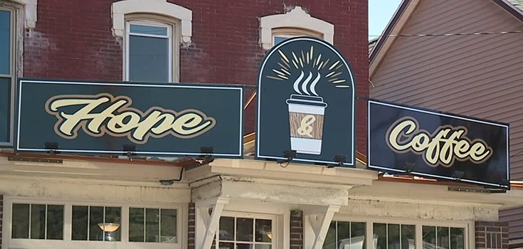 Pennsylvania Coffee Shop Serves up Hope to Recovering Addicts