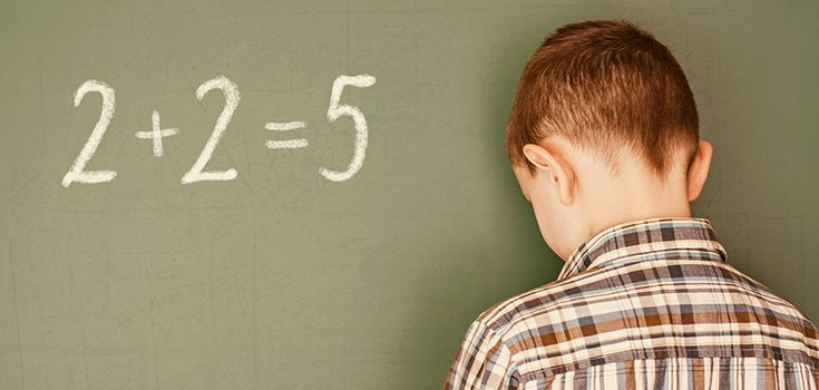 """Study: """"Environmental Factors"""" Have Been Lowering IQ Scores for Decades"""