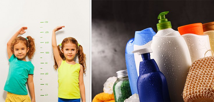 Chemicals in Cosmetics, Other Products Tied to Early Puberty in Girls
