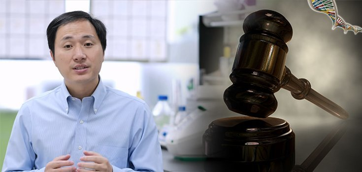 Chinese Scientist Behind Gene-Edited Babies Could Face Death Penalty